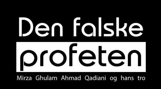 Hatpropaganda mot Ahmadiyya i Norge