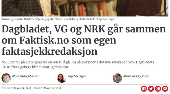 Forståelse og anstendighet i norske medier