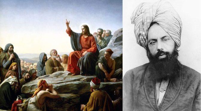 Bergprekenen kontra islam