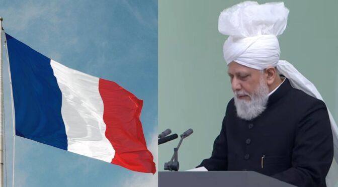 Islams respons på karikaturstriden i Frankrike